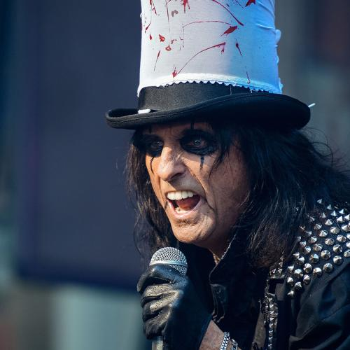 FIRST LISTEN: Alice Cooper Reunites Surviving Members Of His Original Band