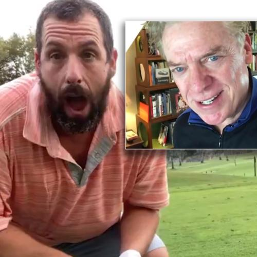 Happy Gilmore 25th Anniversary: Adam Sandler Reignites Feud With 'Shooter McGavin'