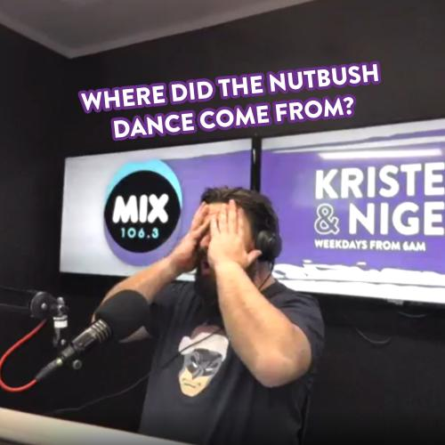 Kristen & Nige want to know Where the Nutbush come from!