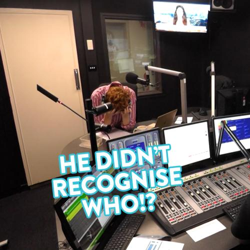 Nige reveals he didn't recognise Delta Goodrem at her own show!