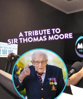 Nige's Stunning Tribute to Captain Sir Thomas Moore
