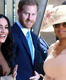 "Prince Harry And Meghan Markle To Break Silence In ""Intimate"" Interview With Oprah"