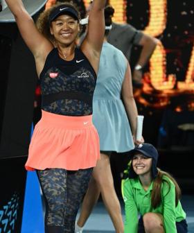 Australian Open Ballgirl Goes Viral After Naomi Osaka Spots Her In Celebratory Photo