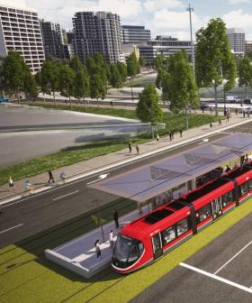 Light Rail given green light for stage 2A
