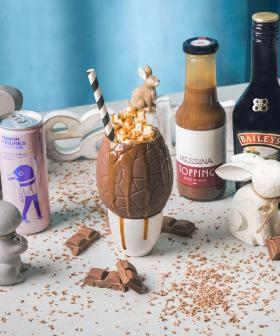 DIY Messina Cocktail Kits Exist So You Can Drink Espresso Martinis Out Of Easter Eggs
