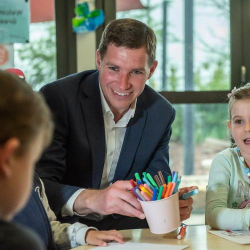 Former Opposition Leader bids farewell to Canberra politics