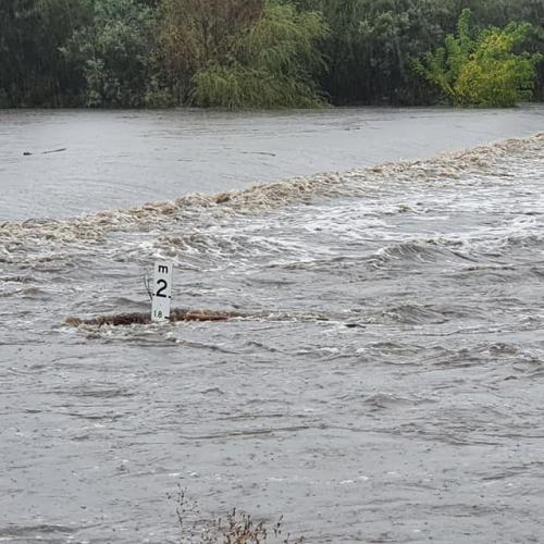 Several calls for help as wet weather continues across Canberra