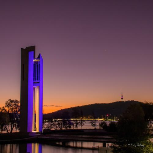 Canberra turns purple for epilepsy