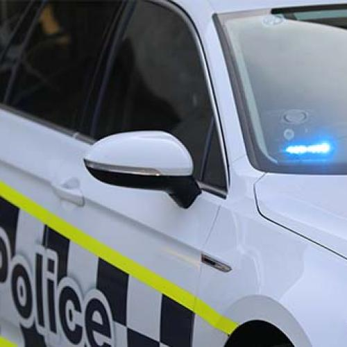 Stolen vehicle caught driving on wrong side of road in Belconnen