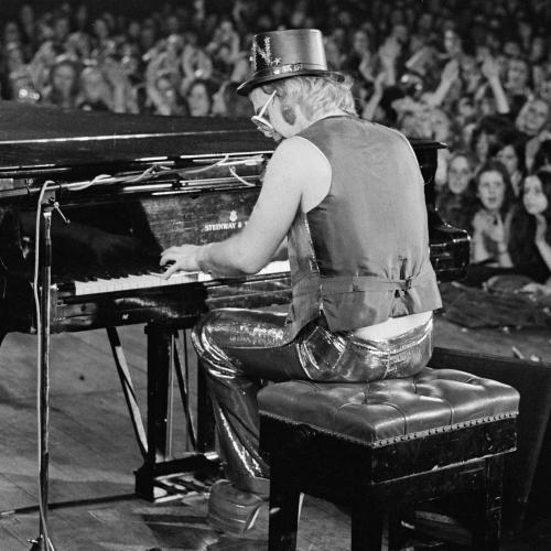 20 Things You Probably Didn't Know About Elton John