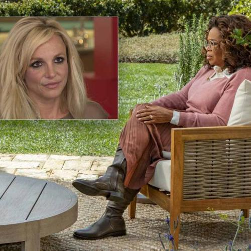 People Want Oprah Winfrey To Interview Britney Spears Next