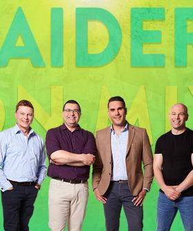 Raiders on Mix Walsh's Brekky Giveaway