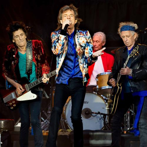 50 Unreleased Tracks By The Rolling Stones, Some Dating Back 60 Years, Leak Online