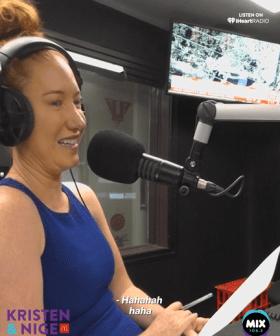 Kristen & Nige Reenact A Text Exchange