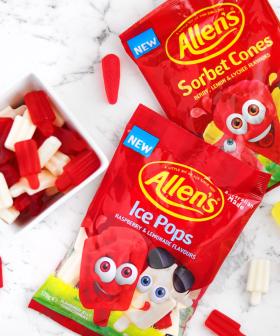 Allen's Are Doing Old-School Ice Block Gummies!!