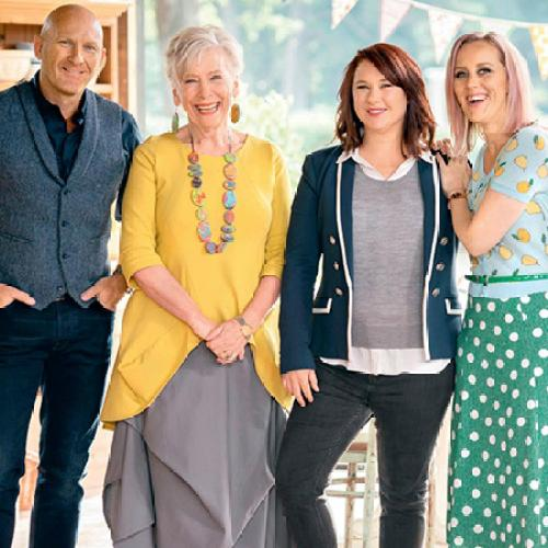 Looks Like We're Getting 'The Great Australian Bake Off' Back!