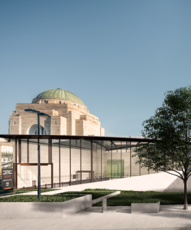 War Memorial to close Anzac Hall ahead of planned expansion