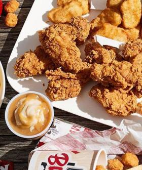 KFC's Doing Free Delivery ALL EASTER WEEKEND!