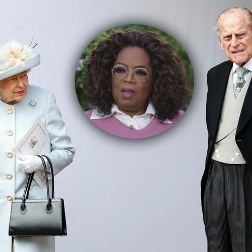 Oprah Confirms That The Queen And Prince Philip Did NOT Make Skin Colour Comments