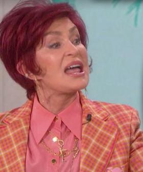 Sharon Osbourne SLAMMED For Supporting Piers Morgan