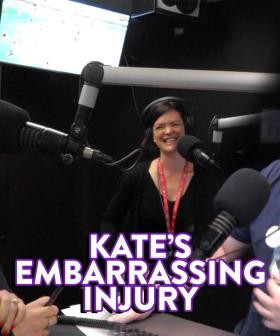 Kate's Embarrassing Injury That Left Kristen & Nige in Stitches