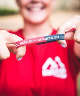 Thousands 'March On' for Soldier On
