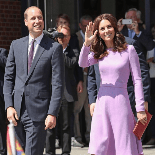 Work For The Royal Family, Prince William & Kate Are Hiring!