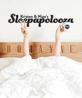 Kristen and Nige's Sleepapolooza