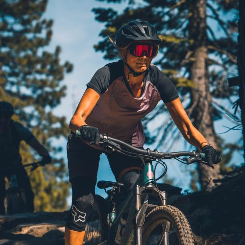 Mountain Biking boost for the Cotter