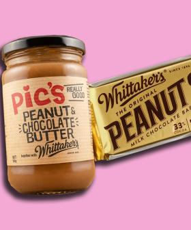 You Can Now Get Spreadable Whittakers Chocolate Peanut Butter