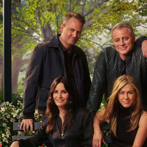 We Have The First Offical Trailer For The 'Friends' Reunion & We're Already Crying!