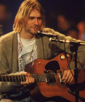 Strands Of Kurt Cobain's Hair Are Up For Auction