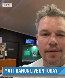 Good Will Punting – Where will Matt Damon show up next?