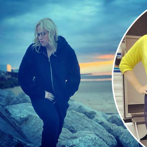 Celebs Show Support For Rebel Wilson After Revealing Her Battle With Infertility