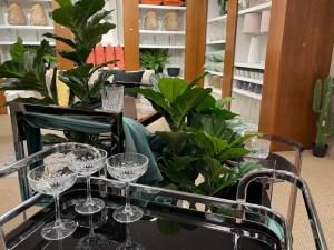 Cocktail Cosmo Glassware