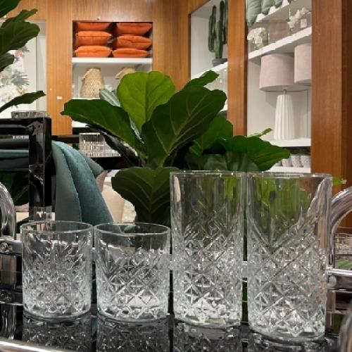 The Glassware You SHOULD Be Using For Homemade Cocktails