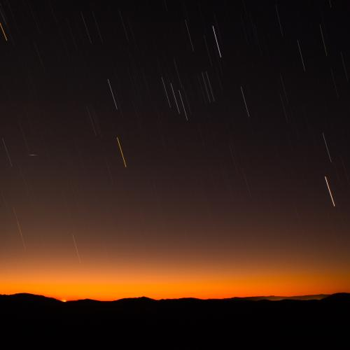 Meteor shower to light up our skies from TONIGHT