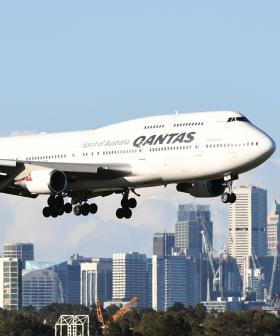 """Qantas To Offer """"Prizes"""" Such As Unlimited Travel For A Year If You Get The COVID-19 Vaccine"""
