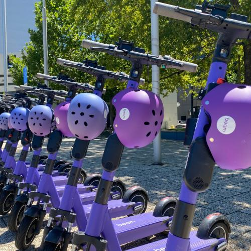 Calls to bring e-scooters to Gungahlin
