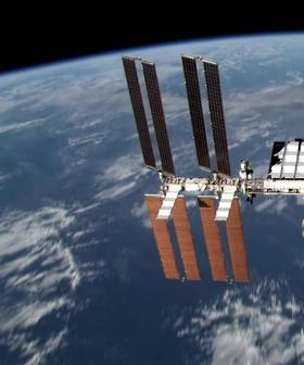 Two space stations to whiz past Canberra TONIGHT