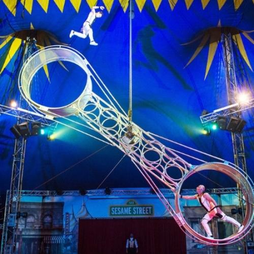 The Sesame Street Circus Has Come To Canberra
