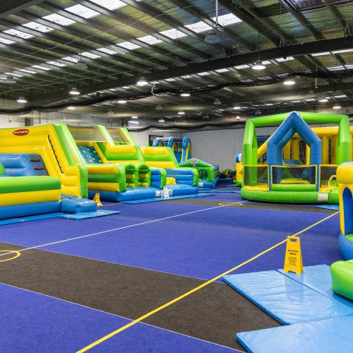 Inflatable World's Adults Only night is nearly here and it's almost Full