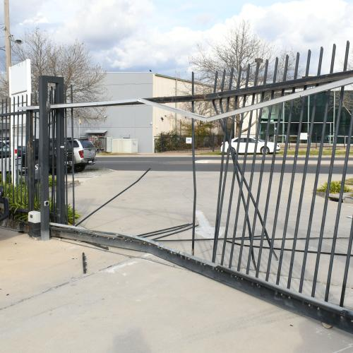 Police probe break in and ram raid of Fyshwick car dealer