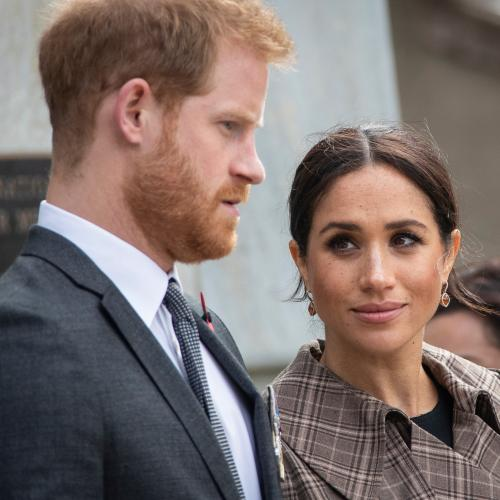 Prince Harry And Meghan Markle Announce Production On Their Own Animated Family Series