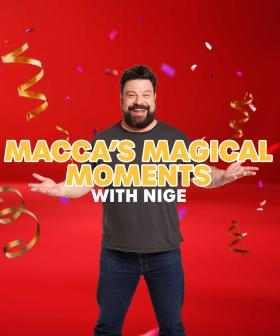 Maccas Magical Moments with Nige106.3