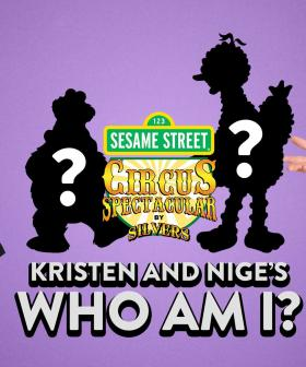 Kristen and Nige's Who Am I?