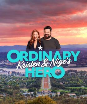 Kristen and Nige's Ordinary Hero