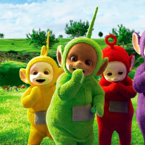 Teletubbies receive their first dose of COVID vaccine