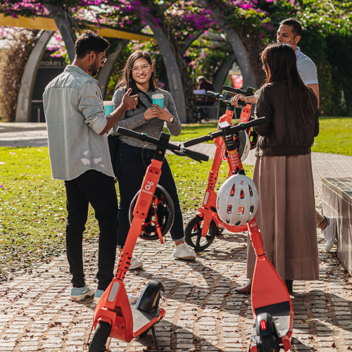 Free scooter rides for Canberrans to get their COVID jab