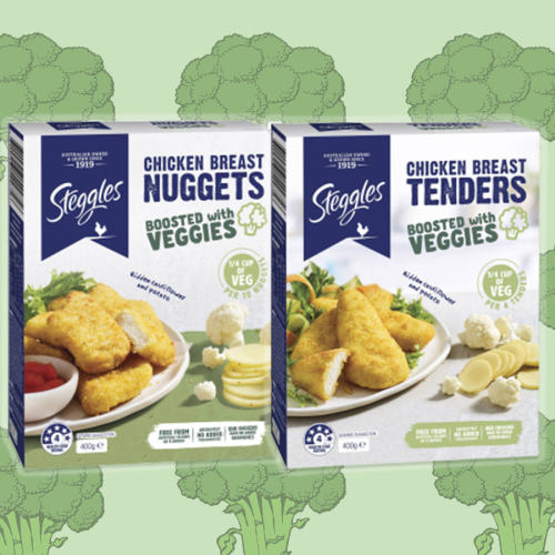 You Can Get Chicken Nuggets Jam Packed With Veggies Now!